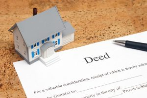 deed contract