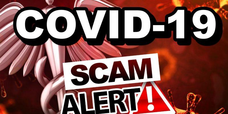 COVID19-Scam-Alert